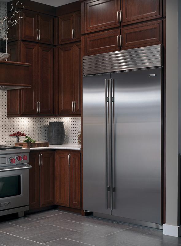 Double Fridge Freezer Uk Part - 47: Sub-Zero ...