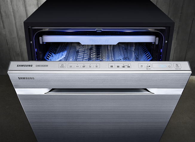 Samsung Chef Collection Dishwashers