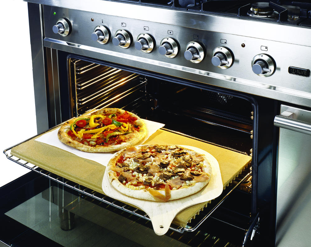 ILVE-Range-Cooker-With-Pizza-Stone