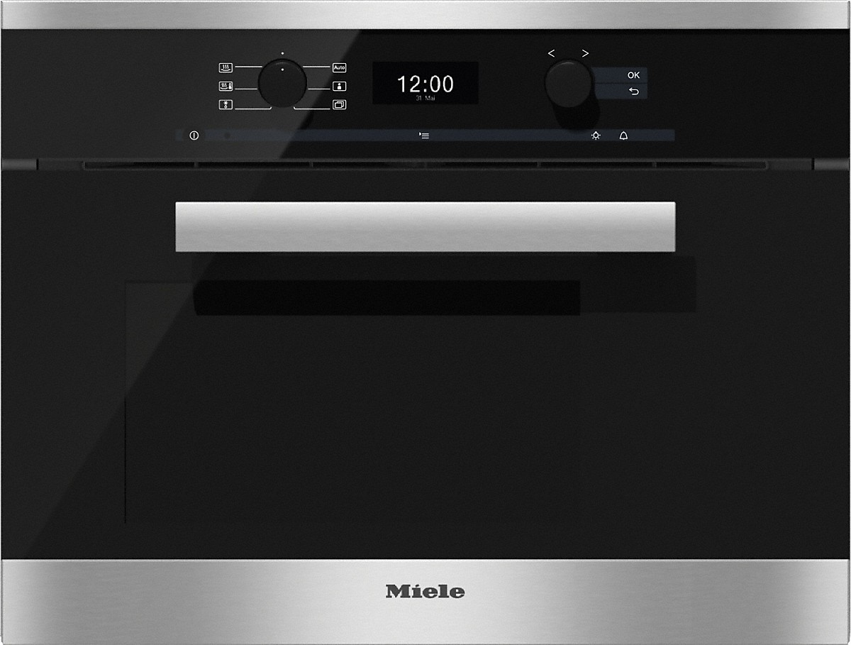 Miele DG6400-clst Cleansteel Built in Steam Oven