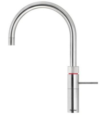 Quooker PRO3 Fusion Round Brushed Chrome