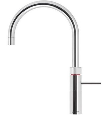 Quooker 2.2FRCHR COMBI Fusion Round Tap - Polished Chrome With COMBI Tank