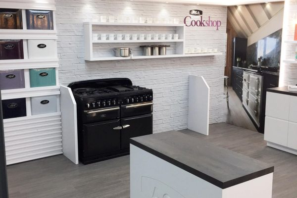 aga showroom nottinghamshire & Lincolnshire image 2