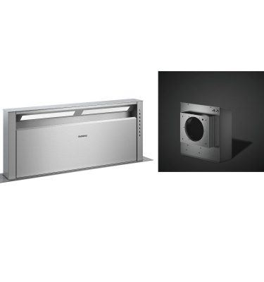 Ex. Display - Gaggenau Table Ventilation AL400191 & AR401142 external wall motor package deal