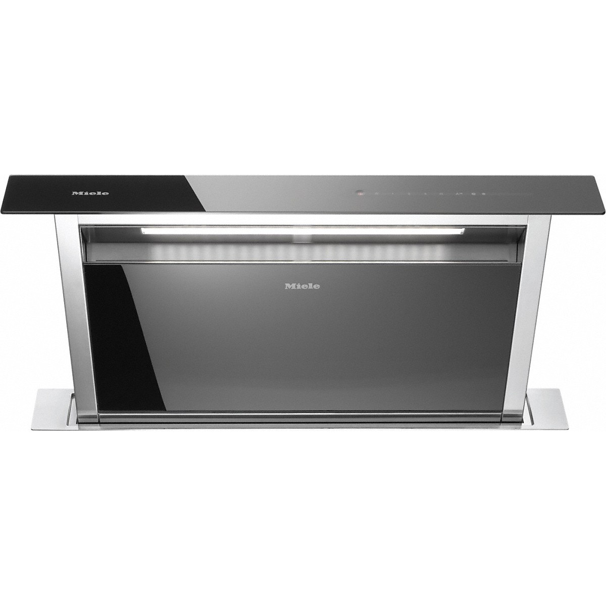 miele da 6890 downdraft extractor system cooks company