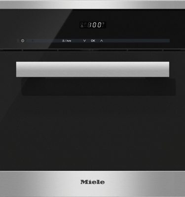 miele dg 6400 built in steam oven cooks company. Black Bedroom Furniture Sets. Home Design Ideas