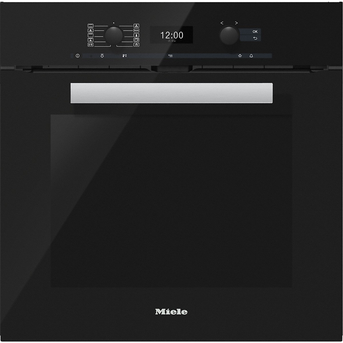 miele h 6460 bp built in oven cooks company. Black Bedroom Furniture Sets. Home Design Ideas