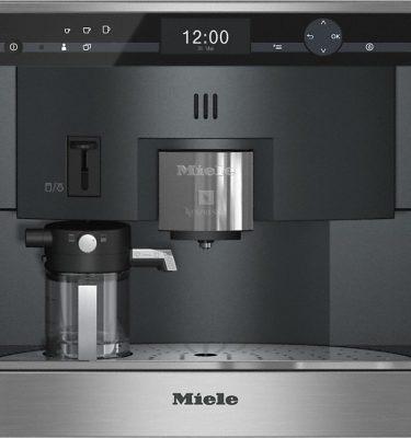 Miele CVA 6431 Built-in coffee machine with Nespresso system•