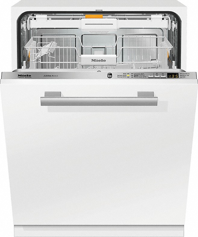 Miele G 6060 SCVi Jubilee A+++ Fully integrated dishwashers - Cooks & Company