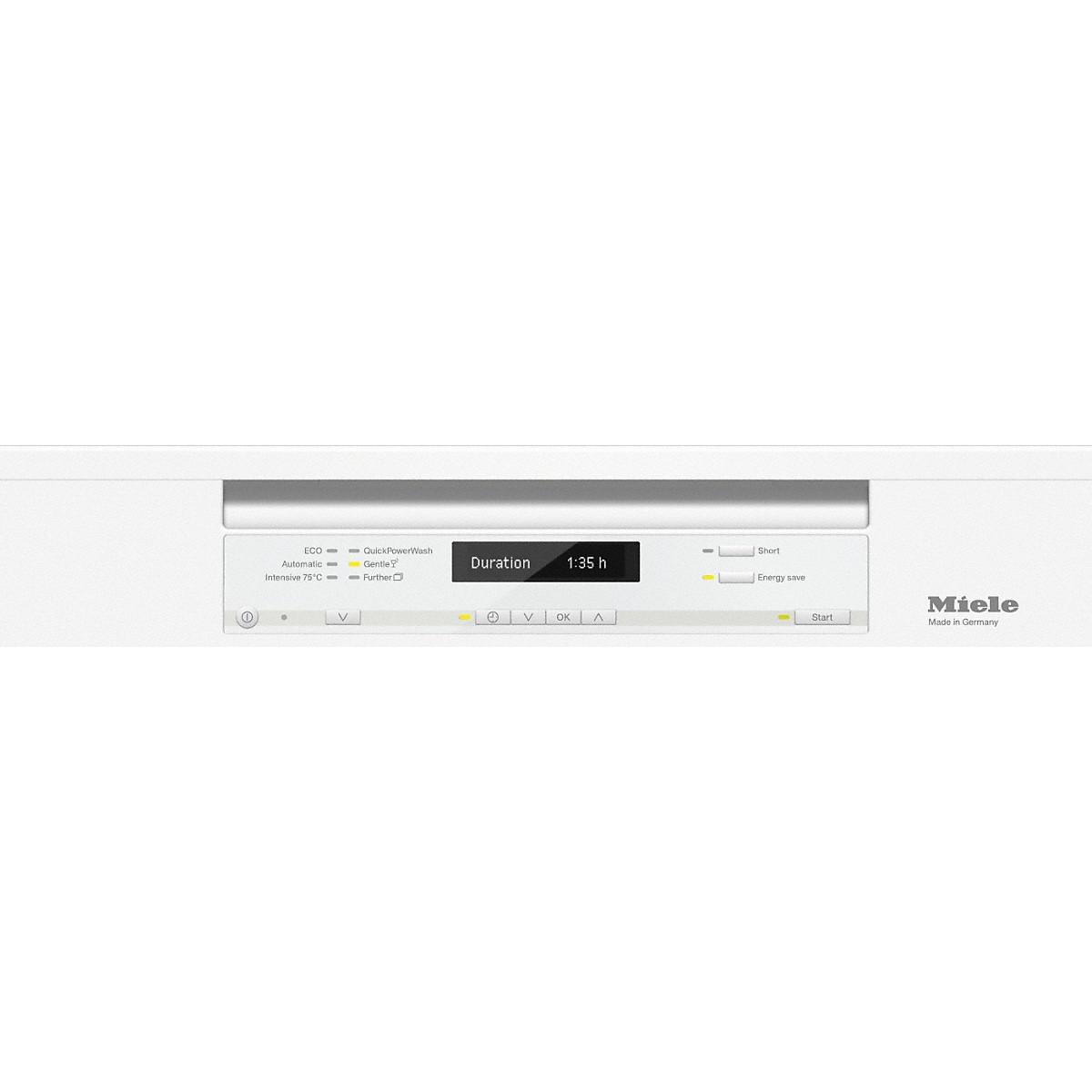 Miele G 6730 SCi Semi-integrated dishwasher - Cooks & Company