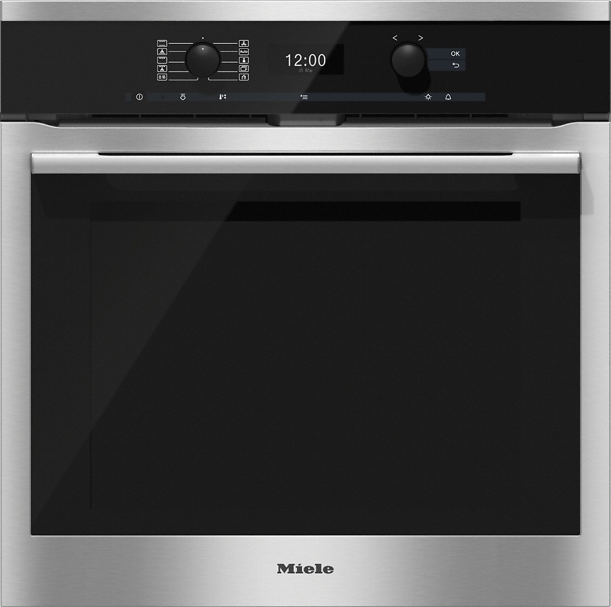 miele h 6360 bp built in oven cooks company. Black Bedroom Furniture Sets. Home Design Ideas