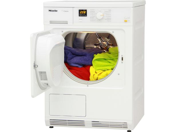 Miele tda 140 c tumble dryer which best buy cooks for Miele vacuum motor burn out