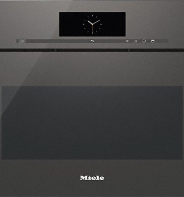Miele DGC 6800X GRGR Handleless XL Steam Combination Oven