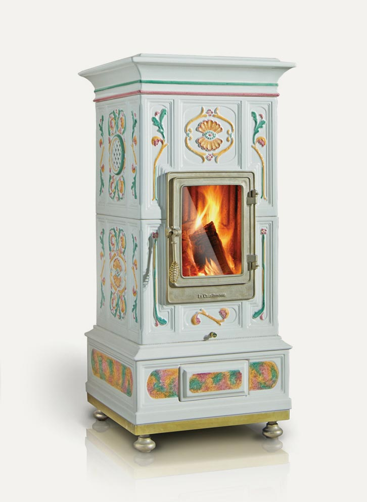 La-Castellamonte-VIENNA-wood burning stove