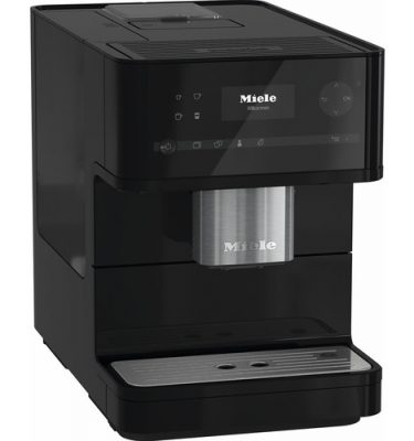 Miele CM 6150 OBBL Obsidian Black Countertop Coffee Machine