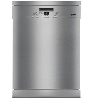 Miele G 4940 SC CLST Clean Steel Freestanding dishwasher