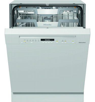 Miele G7100 SCi WH White Semi-integrated dishwasher