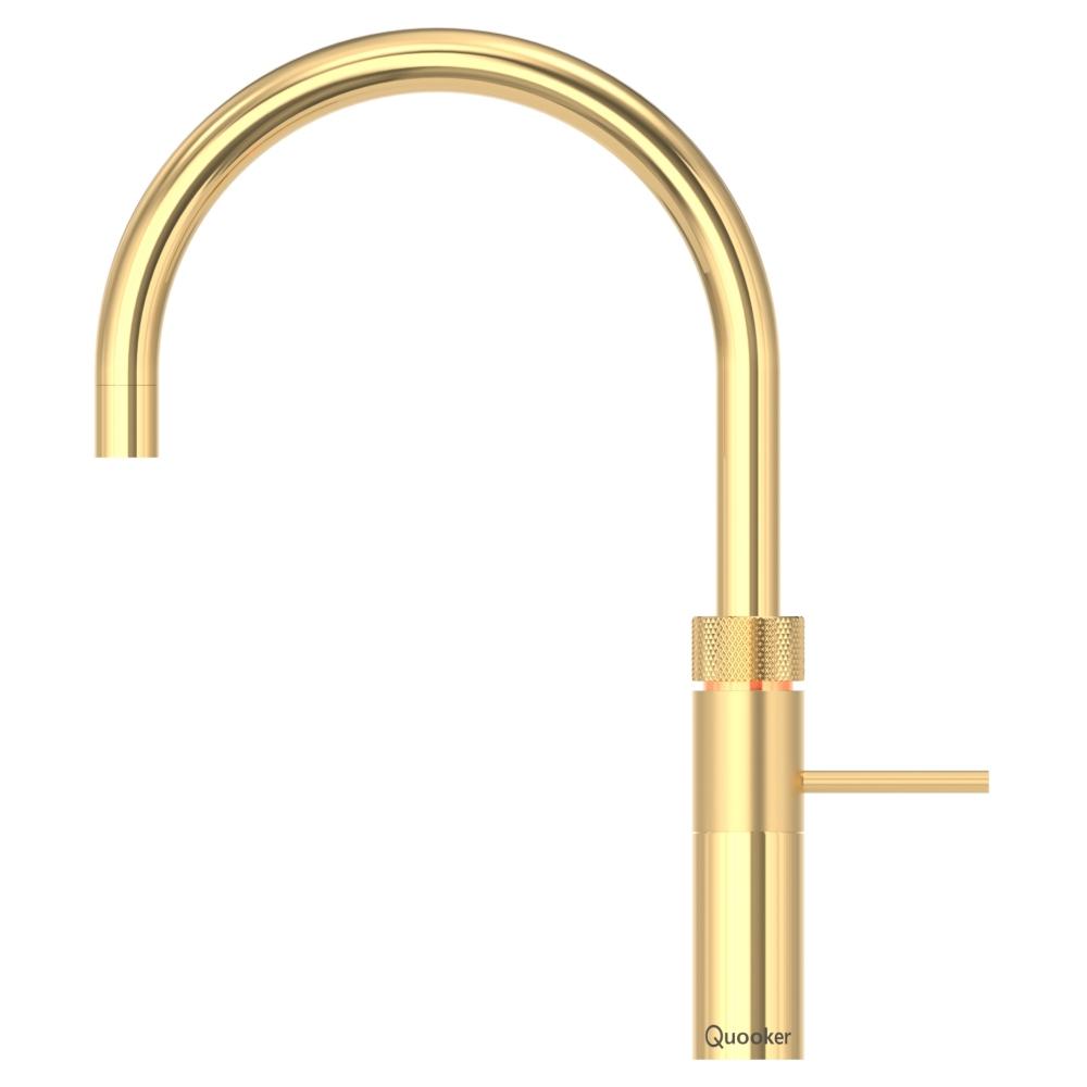 Gold boiling water tap temperature sensor circuit