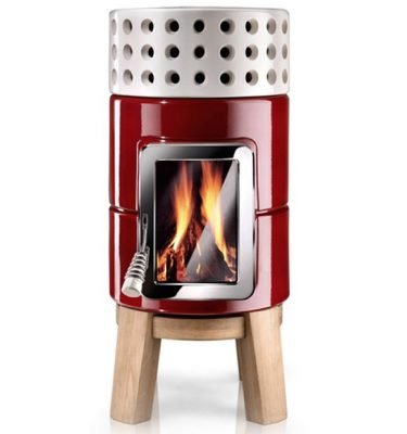 Round Stack Stove 1st Size