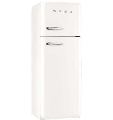 Smeg FAB30RFW 50s Style Retro White Fridge Freezer – Stock Clearance