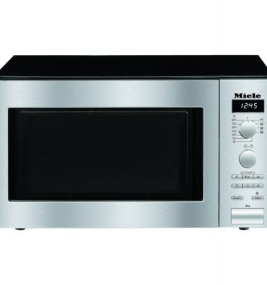 Miele M6012 CLST Clean Steel Microwave Oven
