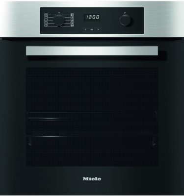 Miele H2265-1B CLST Clean Steel Oven