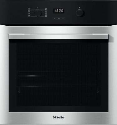 Miele H2760B CLST Clean Steel Oven