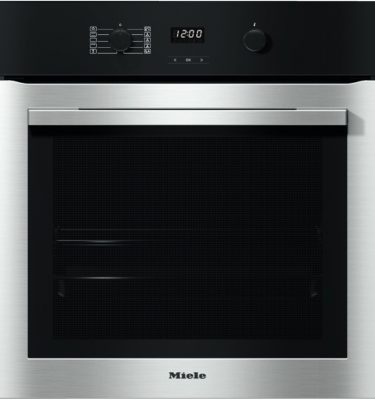 Miele H2760BP CLST Clean Steel Oven