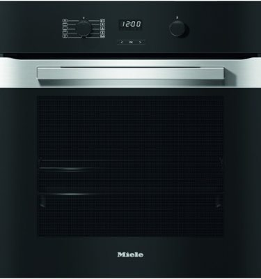 Miele H2860BP CLST Clean Steel Oven