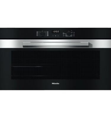 Miele H2890B CLST Clean Steel Oven