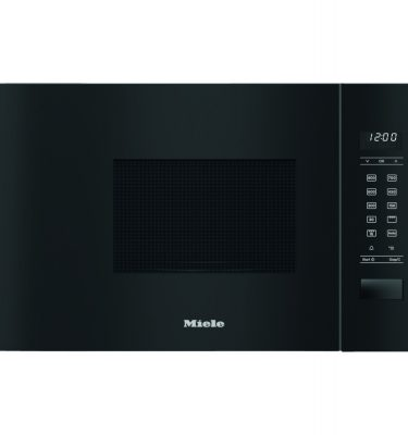 Miele M2234SC OBBL Obsidian Black Microwave Oven
