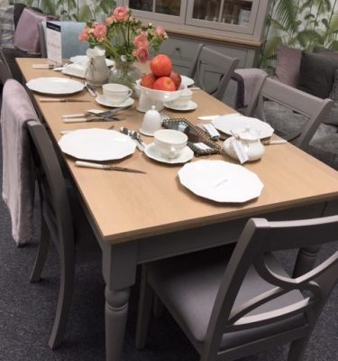 Annecy Table & Chairs - Ex-Display Clearance