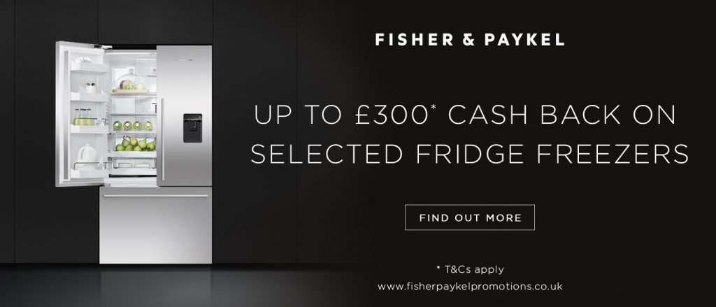Fisher Paykel Cool Cashback