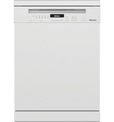 Miele G7100SC WH White Freestanding Dishwasher