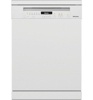 Miele G7102SC WH White Freestanding Dishwasher