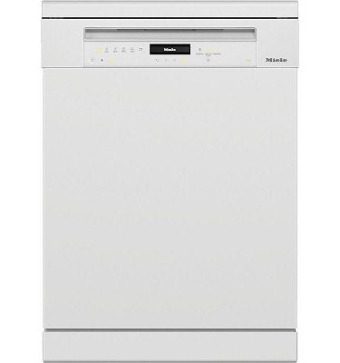 Miele G7310SC WH White Freestanding Dishwasher