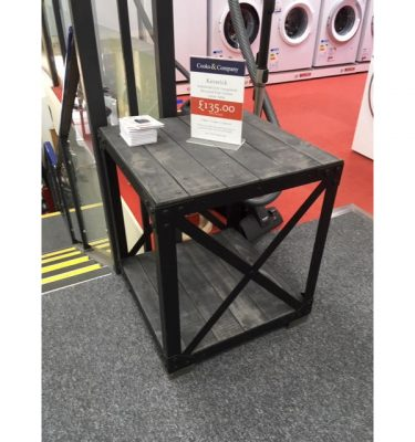 Paxton Lamp Table - Ex-Display Clearance
