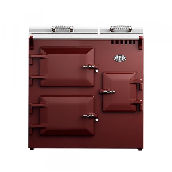 Everhot 90cm Cast Iron Induction Range Cooker