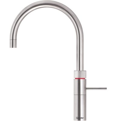 Quooker 3FRRVS Fusion Round in Stainless Steel Tap - Ex-Display Clearance