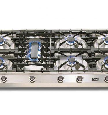 ILVE HP12657D 120cm Professional Gas Hob