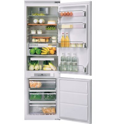 KitchenAid KCBCS 18600.1 177cm Integrated Fridge Freezer A+