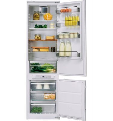 KitchenAid KCBCS 20600.1 193cm Monodoor Integrated Fridge Freezer A+