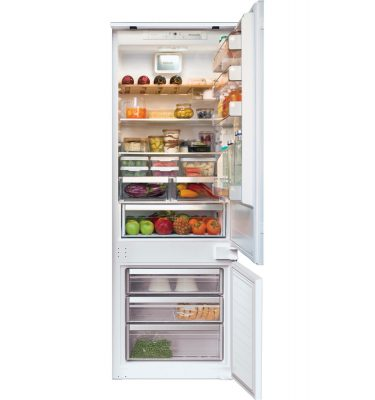 KitchenAid KCBDR 20700.1 Monodoor Integrated Fridge Freezer A++