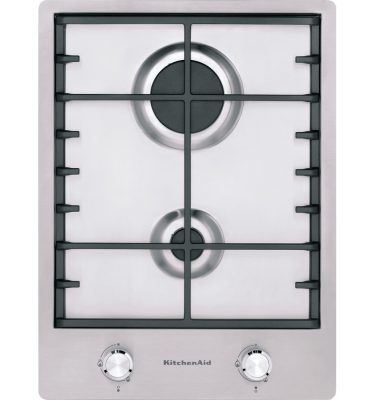 KitchenAid KHDD2 38510 40cm Domino Two Burner Gas Hob