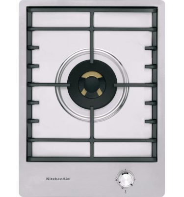 KitchenAid KHDP1 40cm Domino Single Wok Gas Hob