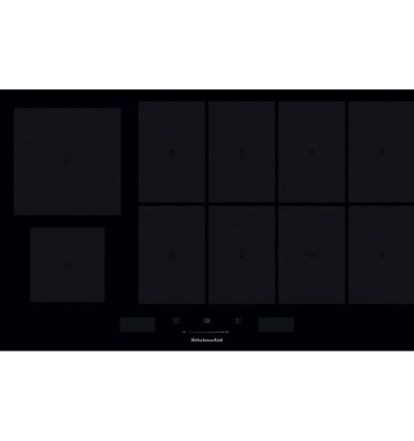 KitchenAid KHIAF 10900 90cm 10 Zone Super Premium Gourmet Induction Hob