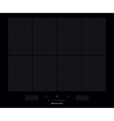 KitchenAid KHIAF 86500 65cm 8 Zone Premium Gourmet Induction Hob
