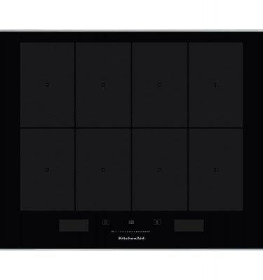 KitchenAid KHIAS 86500 65cm 8 Zone Premium Gourmet Induction Hob