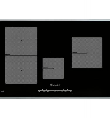 KitchenAid KHID4 77510 77cm 4 Zone Induction Hob