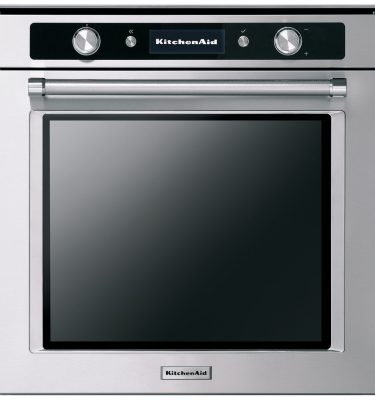KitchenAid KOASP 60602 60cm Twelix Artisan Multifunction Pyrolytic Built-In Single Oven with Steam Function